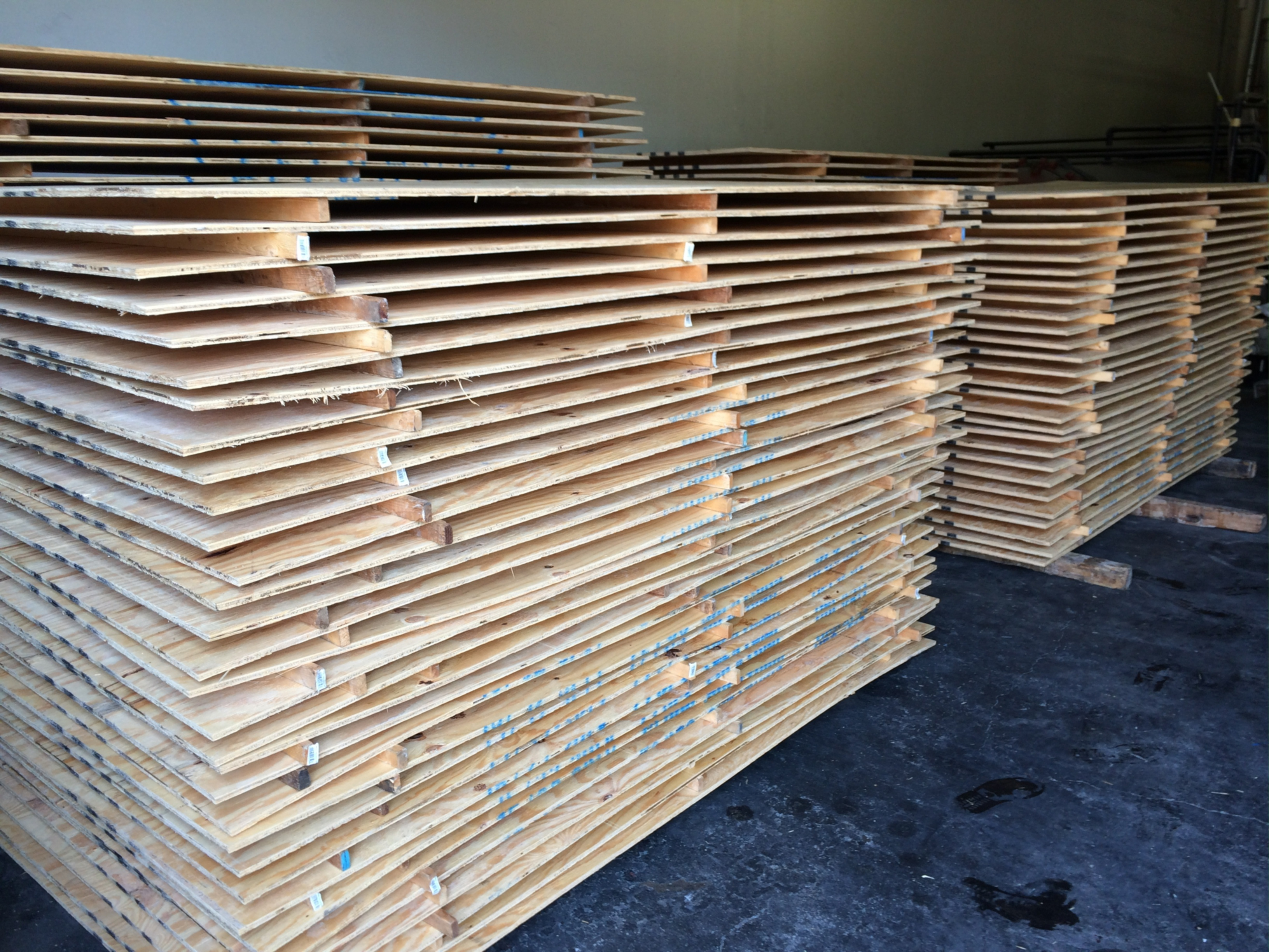 Fire rated plywood lumber wood timber timbers for Exterior fire retardant treated wood